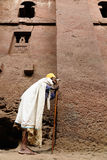 Lalibela, Ethiopie Photo stock
