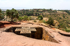 Lalibela Royalty Free Stock Photo