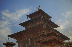 Lalitpur Durbar kwadrat Obraz Royalty Free