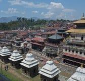 Lalitpur Kathmandu Nepal świątynia Zdjęcia Royalty Free