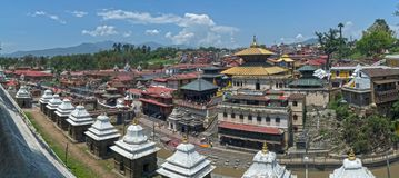 Lalitpur Kathmandu Nepal Temple Stock Photo