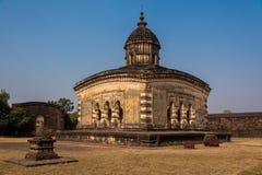 Lalji-Tempel Bishnupur Lizenzfreies Stockfoto