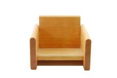 lalka łatwo jest krzesło Obraz Stock