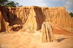 Lalu chez Sa Kaeo Image libre de droits