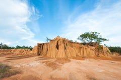 Lalu Park in Sakaeo province, Thailand Royalty Free Stock Photos