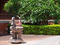 Lam Kinh tempel i Thanh Hoa, Vietnam arkivbild