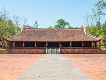 Lam Kinh tempel i Thanh Hoa, Vietnam arkivfoton