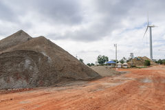 Lam Ta Khong Hydropower Plant,Nakhon Ratchasima,Thailand Stock Photography