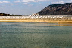 The Lam Takhong Dam Royalty Free Stock Photography