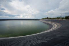 Lam Takong reservoir Stock Photography
