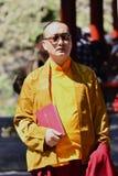 Lama del Tibet Fotografie Stock Libere da Diritti