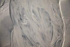 A lama e lisos molhados emitem Imagem de Stock Royalty Free