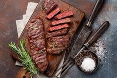 Lama o bistecca superiore di Denver immagine stock libera da diritti