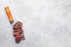 Lama o bistecca superiore di Denver fotografie stock libere da diritti