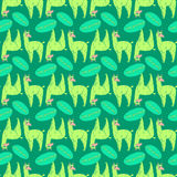 092 lama pattern 01 Stock Photography
