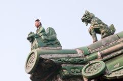 Lama Temple Imagenes de archivo