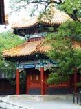 Lama Temple royaltyfri bild