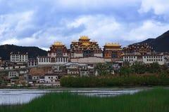 Lama Temple Photographie stock libre de droits