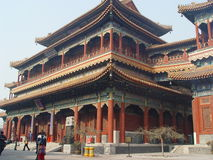 Free Lama Temple, Beijing Stock Photography - 1264402