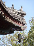 The Lama Temple in Beijing Royalty Free Stock Photography