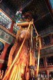 Lama Temple of Beijing in China Stock Photography