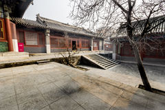 The Lama temple Beijing China Stock Photography
