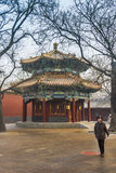 The Lama temple Beijing china Royalty Free Stock Images