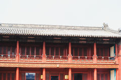 Lama temple, Beijing, China Stock Photos