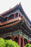 Lama temple, Beijing, China Royalty Free Stock Photography
