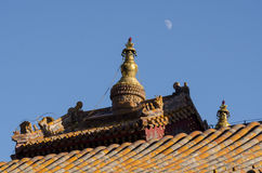 The Lama Temple in Beijing Stock Photos