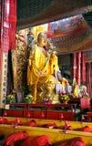 Lama Temple di Pechino, Cina Immagine Stock Libera da Diritti