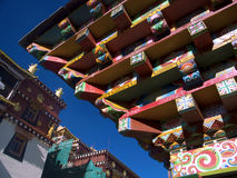 Lama Temple in Shangri-La Stock Photo