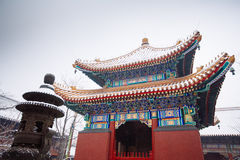 Lama Temple (Yonghegong), Beijing Stock Photo