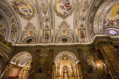 LaMacarena kyrka, Seville, andalusia, Spanien Royaltyfri Bild