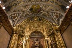 LaMacarena kyrka, Seville, andalusia, Spanien Royaltyfri Foto