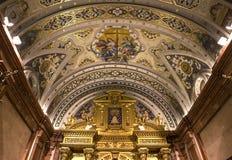 LaMacarena kyrka, Seville, andalusia, Spanien Arkivbilder