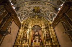 LaMacarena kyrka, Seville, andalusia, Spanien Royaltyfria Bilder