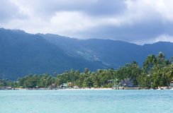 Lamai Beach Royalty Free Stock Images