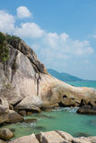 Lamai beach, Samui Royalty Free Stock Image