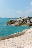 Lamai beach, Samui Royalty Free Stock Photos