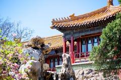 Lamaist temple Yunhegun royalty free stock photo