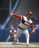 Lamar Hoyt, Chicago White Sox. Chicago White Sox pitcher Lamar Hoyt. (Image taken from color slide Stock Photo