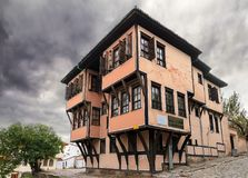 Lamartin-Haus Plowdiw Lizenzfreie Stockfotografie