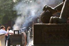 Lamasery de Yonghegong Photo libre de droits