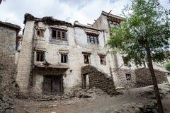 Lamayuru Kloster stockfotografie