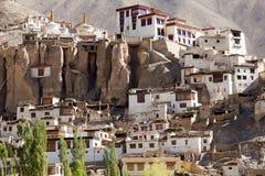 Lamayuru kloster Fotografering för Bildbyråer