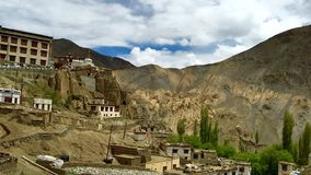Lamayuru monaster Obraz Royalty Free