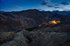 Lamayuru monastery Royalty Free Stock Images