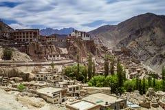 Lamayuru monastery Royalty Free Stock Photos