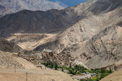 Lamayuru monastery Stock Photography